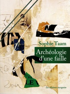 Archéologie d'une faille, Sophie Taam, collection H.A.