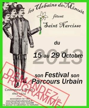 Affiche Saint Narcisse