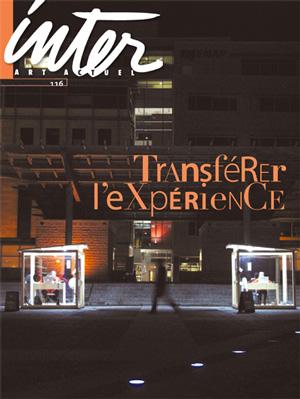 Contribution à la revue N°116 de Inter